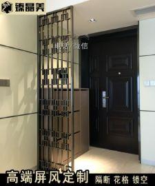 不锈钢屏风 专业定制KTV、酒店、餐厅、会所不锈钢隔断屏风