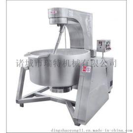 炒酱机器_酱料加工设备