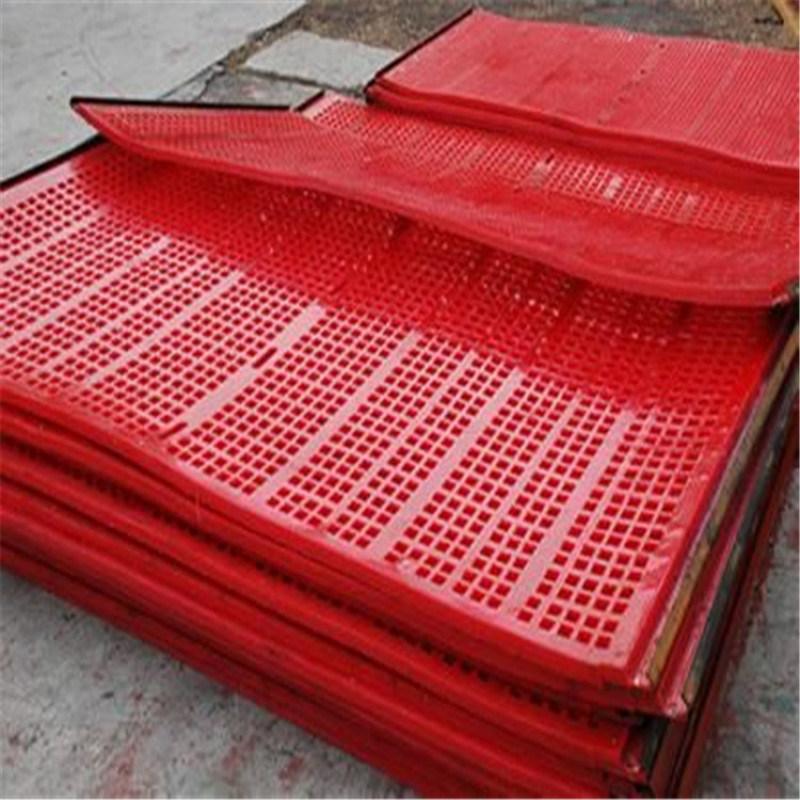 厂家直销 耐磨聚氨酯脱水筛板 聚氨酯筛网 型号齐全