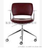 PU皮辦公椅廠家直銷時尚辦公椅