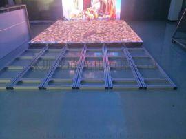 互动LED地砖屏一屏两用p3.91地砖屏