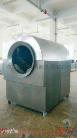 滚筒式炒货机,DCCZ12-16全自动炒货机 一锅可炒200KG大豆