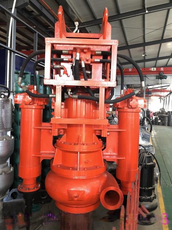 威海小型 清淤泵 耐磨挖掘机打桩清淤泵生产基地