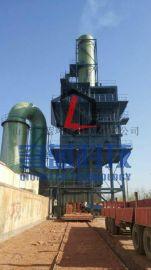 湿式电除尘器厂家不锈钢阳极管玻璃钢脱硫塔
