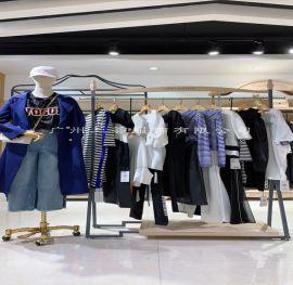 嘉蜜新款韩版大码连衣裙牌折扣尾货女装走份直播女装