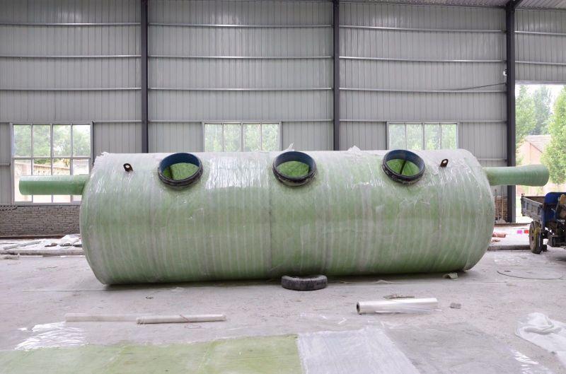化糞池 組合式玻璃鋼沼氣池 規格型號