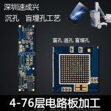 高tg电路板加工PCB加工