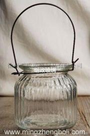 玻璃烛台 玻璃烛台