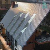 YX25-430型鋁鎂錳板 直立鎖邊屋面板 立邊咬合系統