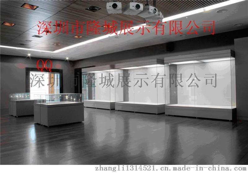 **博物馆墙柜制作厂家、展示柜尺寸可设计订做
