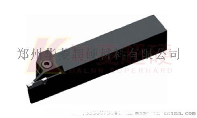 聚晶金刚石PCD切槽刀片CDW20高速精车精铣