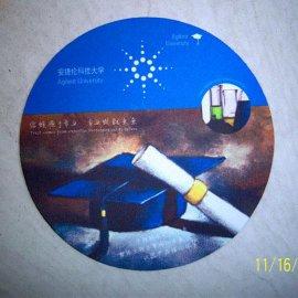 出口优质天然橡胶鼠标垫 布料光电鼠标垫 热转印鼠标垫