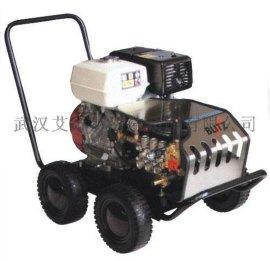 水泥厂清洗顽固泥垢高压水枪/洗换热器高压清洗机