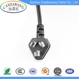 蘇州廠家生產國標3插3芯插頭CCC認證三角插頭