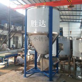 PUR聚氨酯不锈钢立式加热搅拌机   热风加热性搅拌机