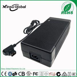 58.4V3A铁锂电池充电器 xinsuglobal 美规FCC UL认证 XSG5843000 58.4V3A磷酸铁锂电池充电器