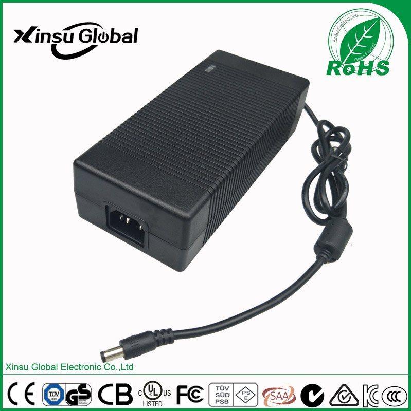 25.2V6A充电器 25.2V6A 6.5A 5.5A 美规FCC UL认证 25.2V6A 电池充电器