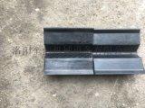 矿用抱绳器黑色橡胶衬垫 抱索器衬垫 18-20绳