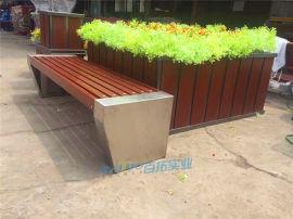 户外公园休闲坐凳长凳子学校园林广场景区长条凳
