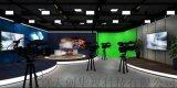 中小型虛擬演播室真三維虛擬演播室