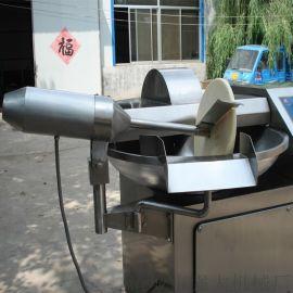 变频虾滑斩拌机 大虾斩拌机 虾酱生产设备厂家