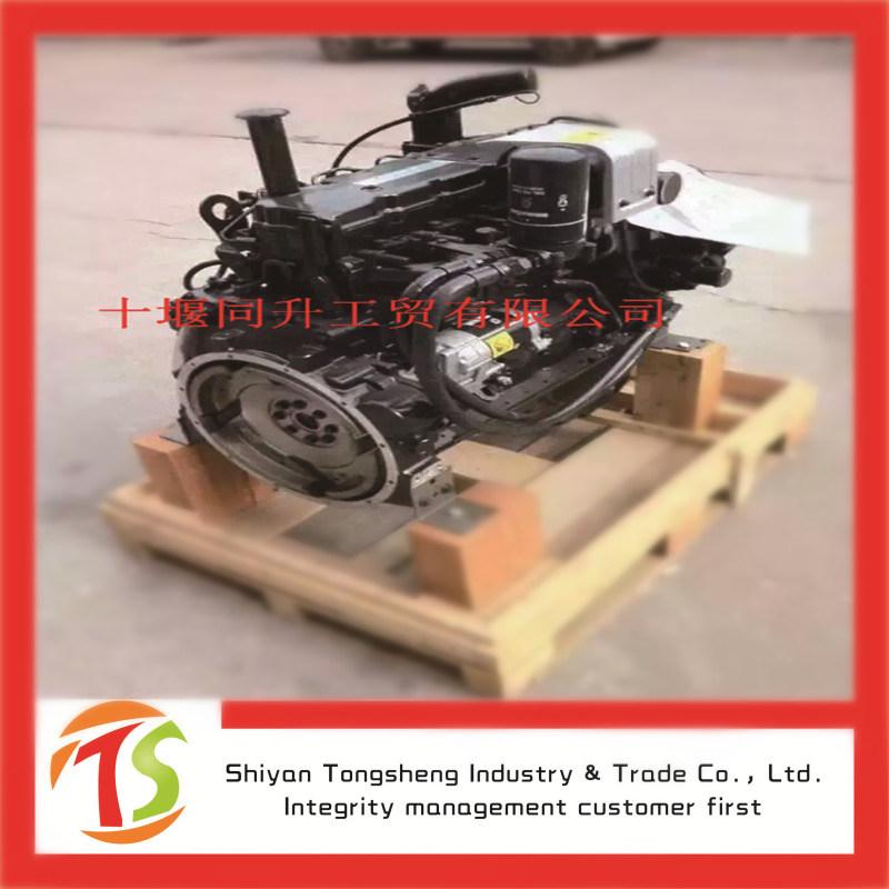 6D114康明斯發動機配小松柳工平地機挖機