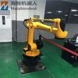 广东冲压机械手 东莞冲床机械手 海智四轴机器人厂家