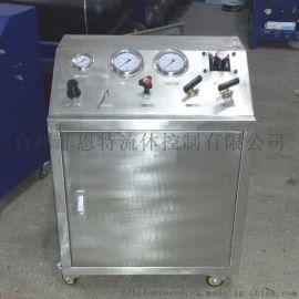 10倍液压工具增压泵 气驱动力单元