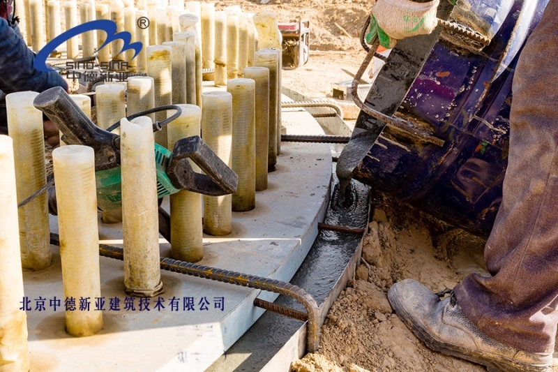 风电灌浆料, C100高强无收缩灌浆料