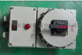 BDZ52-32A/4P防爆漏电断路器IIC级