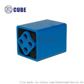 CUBE橡胶弹簧、张紧器、DR-A 系列橡胶缓冲器