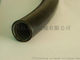 伐木機械用平包塑金屬軟管中間嵌棉線