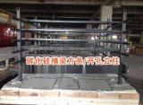 淄博窯爐專用碳化矽方樑輥棒橫樑管支撐架