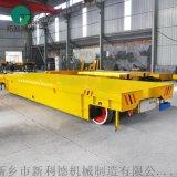 石化行業56噸軌道平板小車 電纜滾筒式軌道車