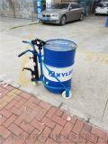 东莞镁丰油桶搬运车|液压油桶运输叉车