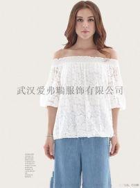 品牌折扣服装加盟杭州品牌芭依璐18款折扣货源