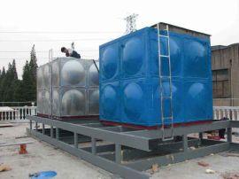 混合水箱 玻璃钢加温水箱 楼层不锈钢水箱标准尺寸