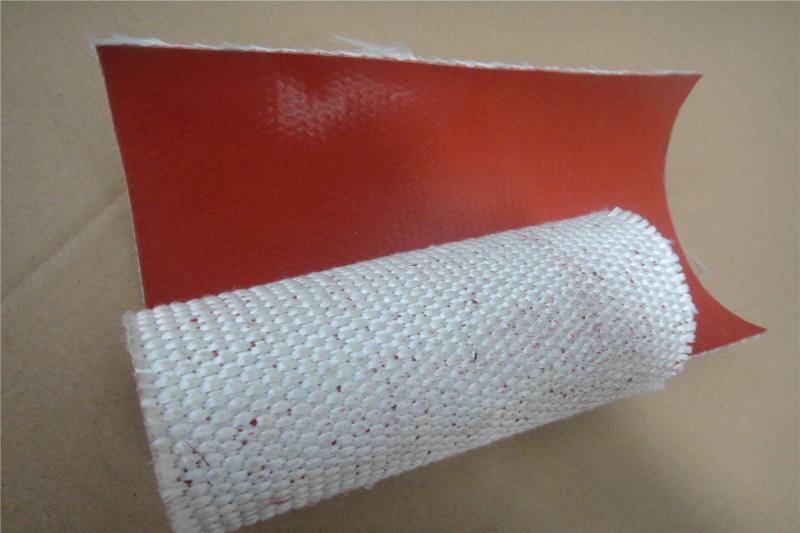 供应鑫茂耐高温隔热硅胶布