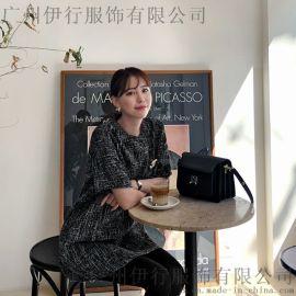 玛丝菲尔广州女装品牌尾货市场折扣 女装品牌尾货好做吗粉色婚纱礼服