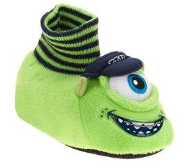 定制毛绒玩具怪兽毛绒拖鞋零钱包布书企业吉祥物