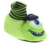 定製毛絨玩具怪獸毛絨拖鞋零錢包布書企業吉祥物