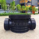 塑料污水井規格型號_塑料檢查井規格型號