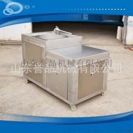 立式鹿肉香肠灌肠机成套红肠加工设备不锈钢液压灌肠机
