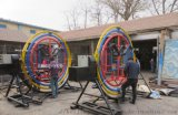 三維太空環 雙人太空環 兒童遊樂設施 廠家直銷定製