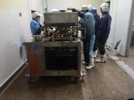 供应特色小吃蛋饺机电加热自动控温羊肉馅蛋饺制作机器