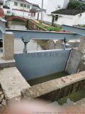 3米横向钢板闸门 液压启闭机