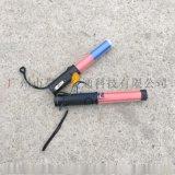 LED充电式交通指挥棒 手持荧光棒多功能信号棒