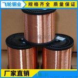 T2紫銅線 裸銅絲 鍍錫鍍鎳銅線 紫銅方扁線加工廠
