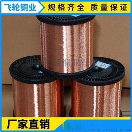 T2紫铜线 裸铜丝 镀锡镀镍铜线 紫铜方扁线加工厂