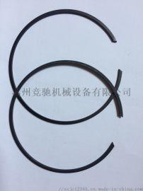 65锰无耳轴用挡圈 无耳卡簧 扁卡簧 轴承止动环